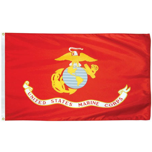 Outdoor Nylon  Marine Corps Flags