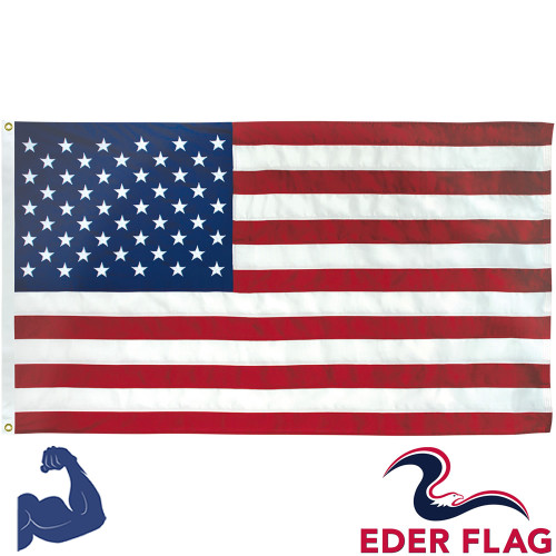 Eder Poly Max REINFORCED American Flag