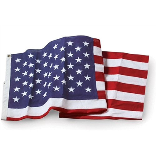 Government Specified U.S. Flags