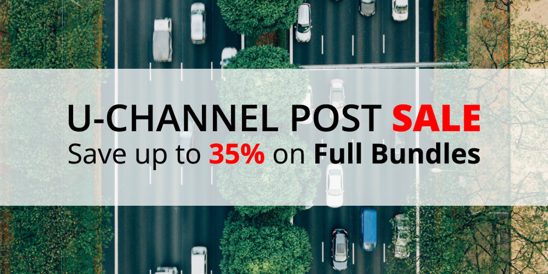 U-Channel Post Sale: Save Up to 35% on Full Bundles through June 30th, 2020