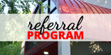 Introducing the Hall Signs Referral Program!