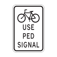 R9-5 Bicycle Regulatory