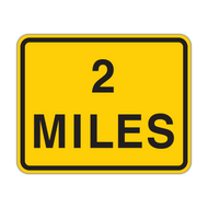 W16-3P XX Miles