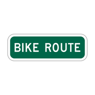 D11-1bP Bike Route