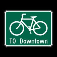 D11-1c Bike Route