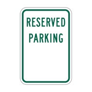 RPB Reserved Parking _____