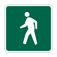 D11-2 Pedestrians Permitted