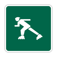 D11-3 Skaters Permitted