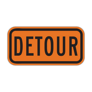 M4-8 Detour (Bicycle)