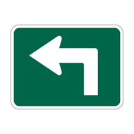 M5-1 Bicycle Route Arrow