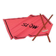 Roll-Up Sign Overlays