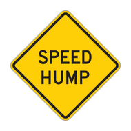 W17-1 Speed Hump