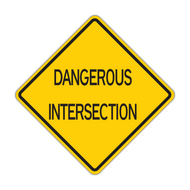 HW42-1 Dangerous Intersection