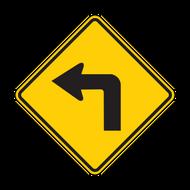 W1-1 Turn