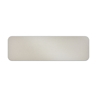 "30"" x 9"" Aluminum Street Name Sign Blank"