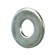 Flat Zinc Plated Steel Washers