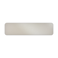 "36"" x 9"" Aluminum Street Name Sign Blank"