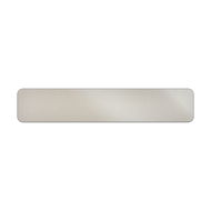 "48"" x 9"" Aluminum Street Name Sign Blank"