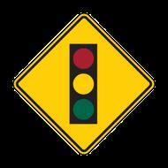 W3-3 Signal Ahead