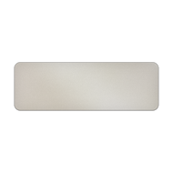"18"" x 6"" Aluminum Street Name Sign Blank"