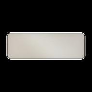 "18"" x 6"" Aluminum Sign Blank"