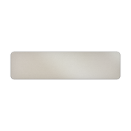 "48"" x 12"" Aluminum Street Name Sign Blank"