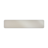 "60"" x 12"" Aluminum Street Name Sign Blank"