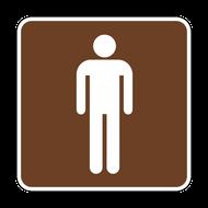 RS-021 Men's Restroom