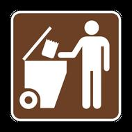 RS-091 Trash Dumpster