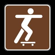 RS-098 Skateboarding