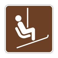 RS-105 Chair Lift/Ski Lift