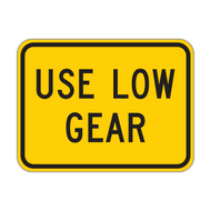 W7-2P Use Low Gear