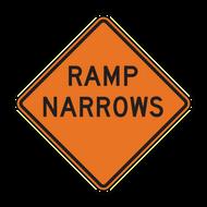 W5-4 Ramp Narrows