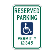 HR7-8-ALT Reserved Parking for Persons with Disabilities