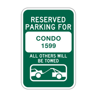 RPF Reserved Parking For _____