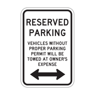 RPP Reserved Parking