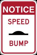 NSB Notice Speed Bump