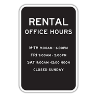 ROH Rental Office Hours