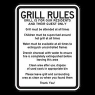 GRU Grill Rules