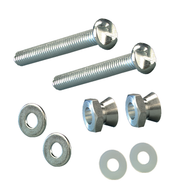 "Hardware Kit with BOW25 5/16"" x 2 1/2"" Bolt"