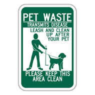 PWG Pet Waste
