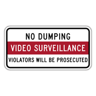 NDVS No Dumping Video Surveillance...