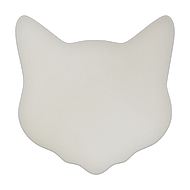 "8"" x 8"" Specialty Shape Aluminum Sign Blank - Cat"