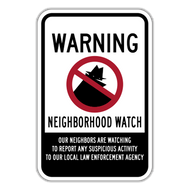 WNW Warning Neighborhood Watch