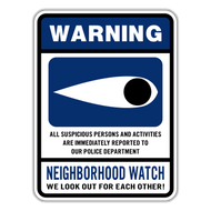 WNWB Warning Neighborhood Watch