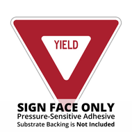 R1-2 Yield Sign Face