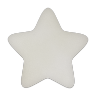 "12"" x 12"" Specialty Shape Aluminum Sign Blank - Star"