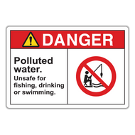 D13 Danger - Polluted Water