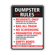 DRc Dumpster Rules