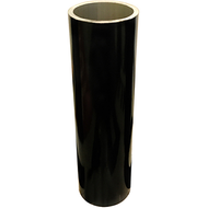 "3"" Decorative Round Post - 12'"